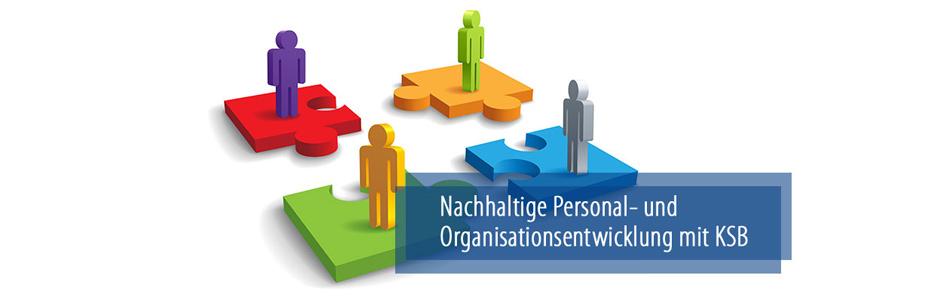 Grafik Nachhaltige Personal- und Organisationsentwicklung